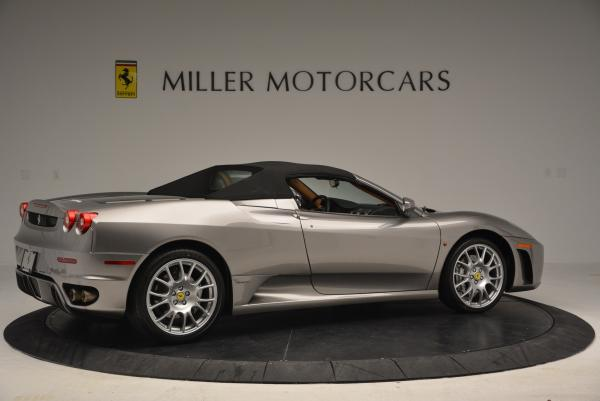 Used 2005 Ferrari F430 Spider 6-Speed Manual for sale Sold at Pagani of Greenwich in Greenwich CT 06830 20