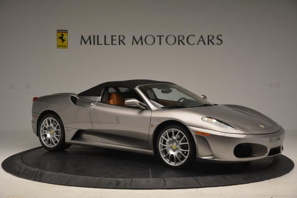Used 2005 Ferrari F430 Spider 6-Speed Manual for sale Sold at Pagani of Greenwich in Greenwich CT 06830 22