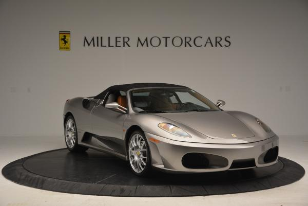Used 2005 Ferrari F430 Spider 6-Speed Manual for sale Sold at Pagani of Greenwich in Greenwich CT 06830 23