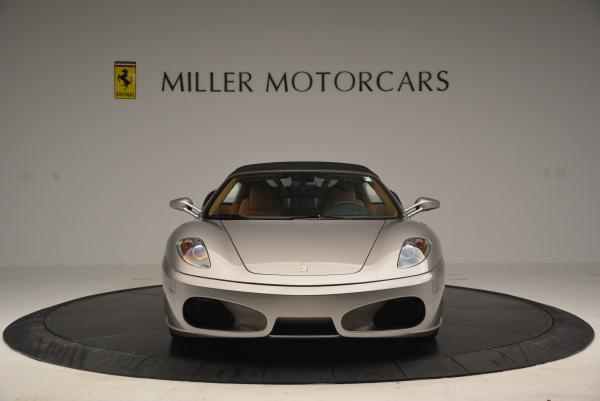 Used 2005 Ferrari F430 Spider 6-Speed Manual for sale Sold at Pagani of Greenwich in Greenwich CT 06830 24