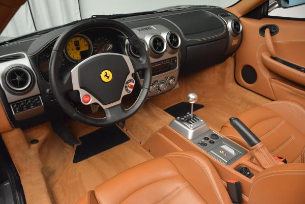 Used 2005 Ferrari F430 Spider 6-Speed Manual for sale Sold at Pagani of Greenwich in Greenwich CT 06830 25