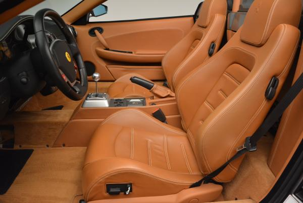 Used 2005 Ferrari F430 Spider 6-Speed Manual for sale Sold at Pagani of Greenwich in Greenwich CT 06830 26
