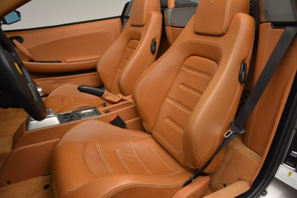 Used 2005 Ferrari F430 Spider 6-Speed Manual for sale Sold at Pagani of Greenwich in Greenwich CT 06830 27