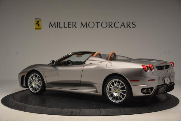 Used 2005 Ferrari F430 Spider 6-Speed Manual for sale Sold at Pagani of Greenwich in Greenwich CT 06830 4