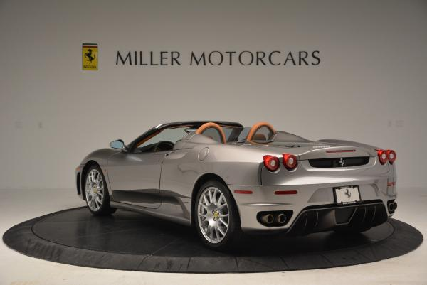 Used 2005 Ferrari F430 Spider 6-Speed Manual for sale Sold at Pagani of Greenwich in Greenwich CT 06830 5