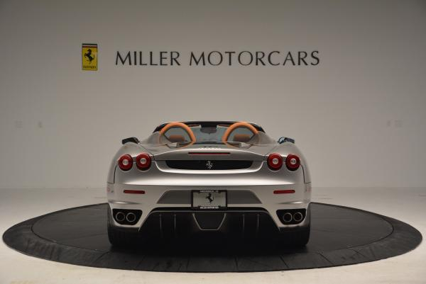 Used 2005 Ferrari F430 Spider 6-Speed Manual for sale Sold at Pagani of Greenwich in Greenwich CT 06830 6