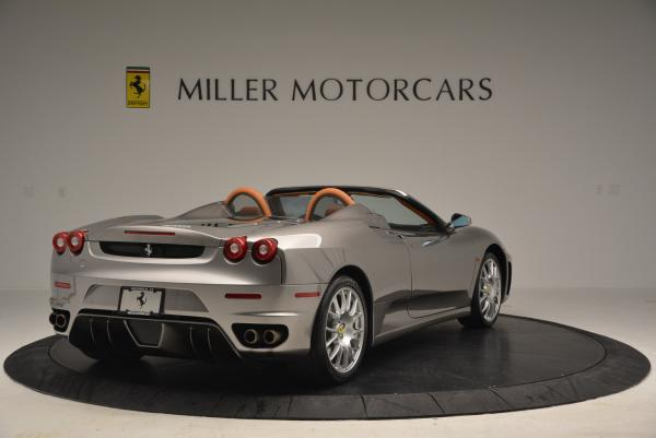 Used 2005 Ferrari F430 Spider 6-Speed Manual for sale Sold at Pagani of Greenwich in Greenwich CT 06830 7