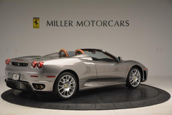 Used 2005 Ferrari F430 Spider 6-Speed Manual for sale Sold at Pagani of Greenwich in Greenwich CT 06830 8