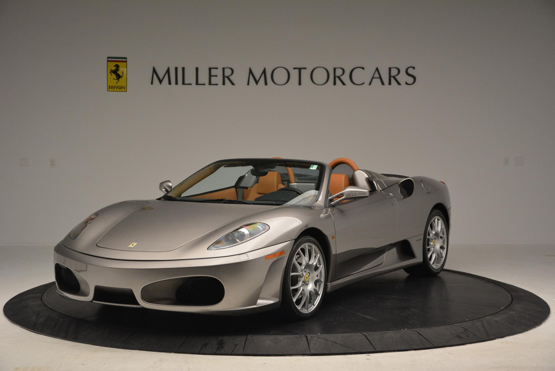 Used 2005 Ferrari F430 Spider 6-Speed Manual for sale Sold at Pagani of Greenwich in Greenwich CT 06830 1