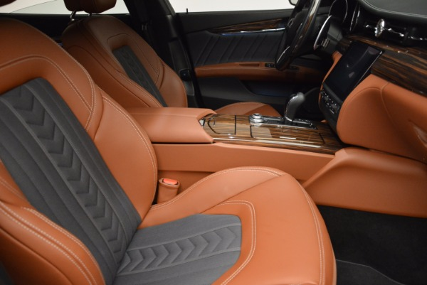 New 2017 Maserati Quattroporte S Q4 GranLusso for sale Sold at Pagani of Greenwich in Greenwich CT 06830 14