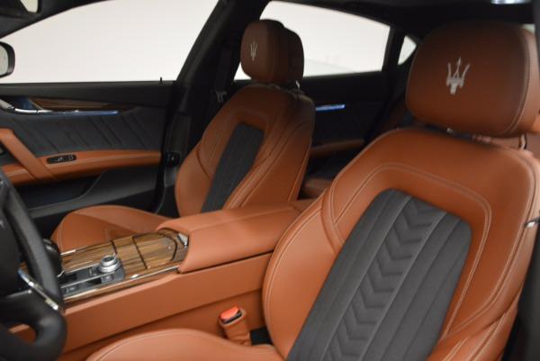 New 2017 Maserati Quattroporte S Q4 GranLusso for sale Sold at Pagani of Greenwich in Greenwich CT 06830 17