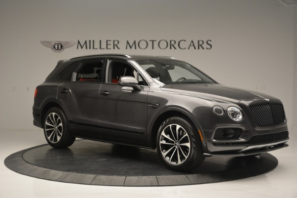Used 2018 Bentley Bentayga W12 Signature for sale Sold at Pagani of Greenwich in Greenwich CT 06830 10