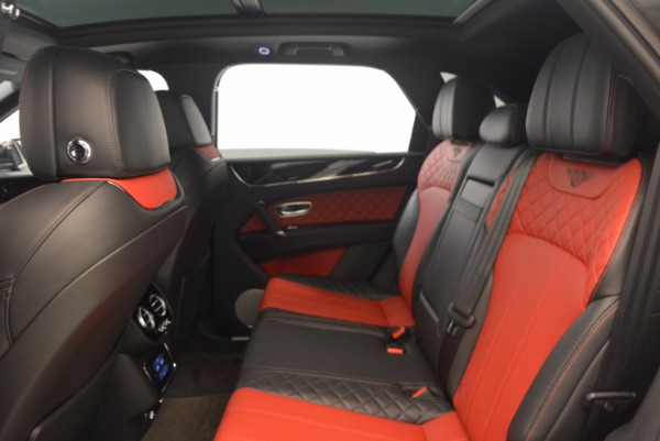 Used 2018 Bentley Bentayga W12 Signature for sale Sold at Pagani of Greenwich in Greenwich CT 06830 28
