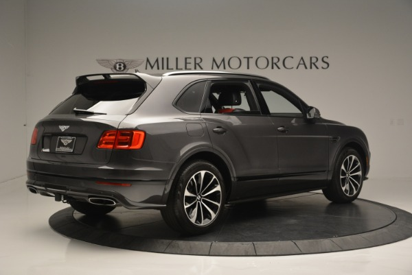 Used 2018 Bentley Bentayga W12 Signature for sale Sold at Pagani of Greenwich in Greenwich CT 06830 8