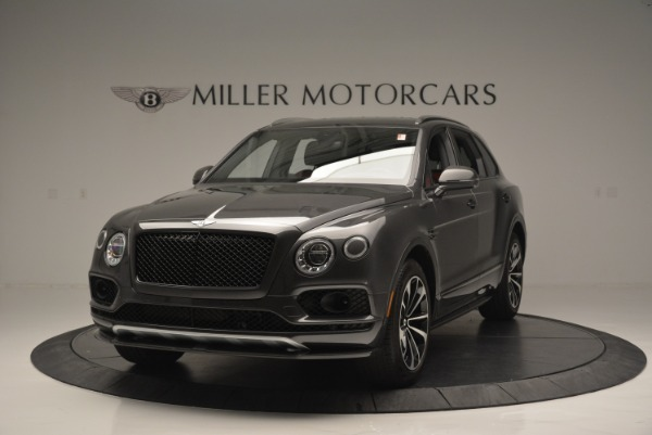 Used 2018 Bentley Bentayga W12 Signature for sale Sold at Pagani of Greenwich in Greenwich CT 06830 1