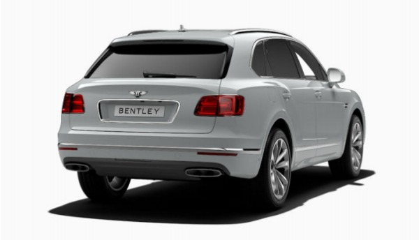 Used 2017 Bentley Bentayga for sale Sold at Pagani of Greenwich in Greenwich CT 06830 4