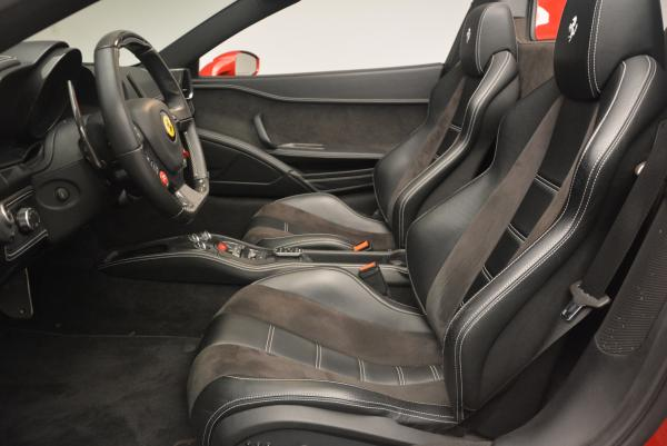 Used 2013 Ferrari 458 Spider for sale Sold at Pagani of Greenwich in Greenwich CT 06830 26