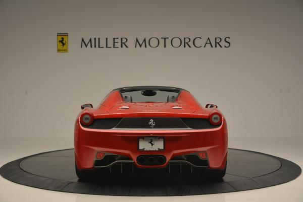 Used 2013 Ferrari 458 Spider for sale Sold at Pagani of Greenwich in Greenwich CT 06830 6