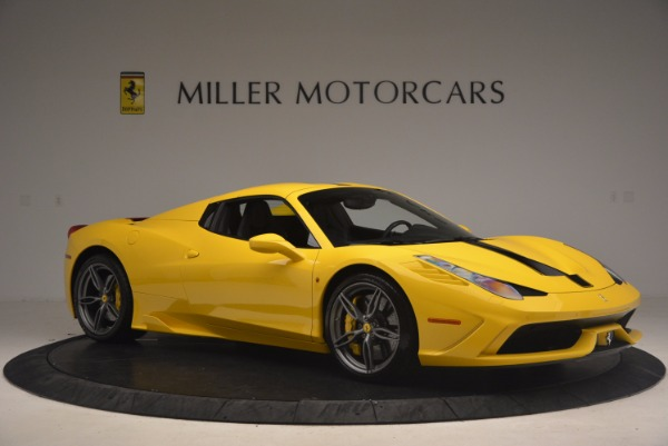 Used 2015 Ferrari 458 Speciale Aperta for sale Sold at Pagani of Greenwich in Greenwich CT 06830 22