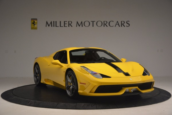 Used 2015 Ferrari 458 Speciale Aperta for sale Sold at Pagani of Greenwich in Greenwich CT 06830 23