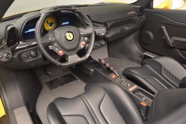 Used 2015 Ferrari 458 Speciale Aperta for sale Sold at Pagani of Greenwich in Greenwich CT 06830 25