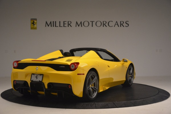 Used 2015 Ferrari 458 Speciale Aperta for sale Sold at Pagani of Greenwich in Greenwich CT 06830 7