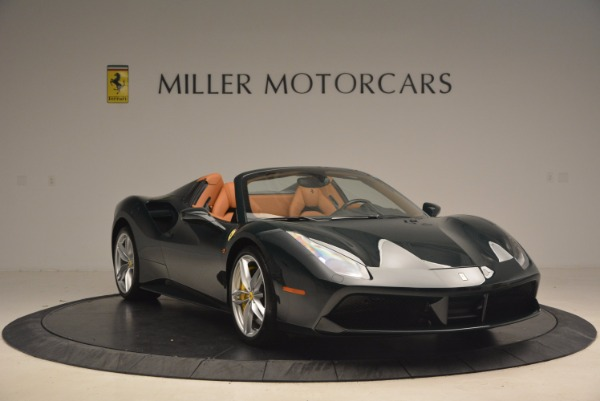 Used 2016 Ferrari 488 Spider for sale Sold at Pagani of Greenwich in Greenwich CT 06830 11
