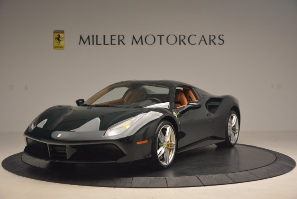Used 2016 Ferrari 488 Spider for sale Sold at Pagani of Greenwich in Greenwich CT 06830 13