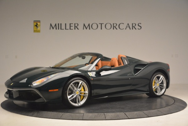 Used 2016 Ferrari 488 Spider for sale Sold at Pagani of Greenwich in Greenwich CT 06830 2