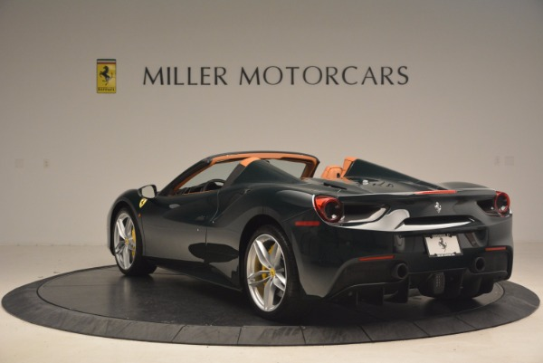 Used 2016 Ferrari 488 Spider for sale Sold at Pagani of Greenwich in Greenwich CT 06830 5