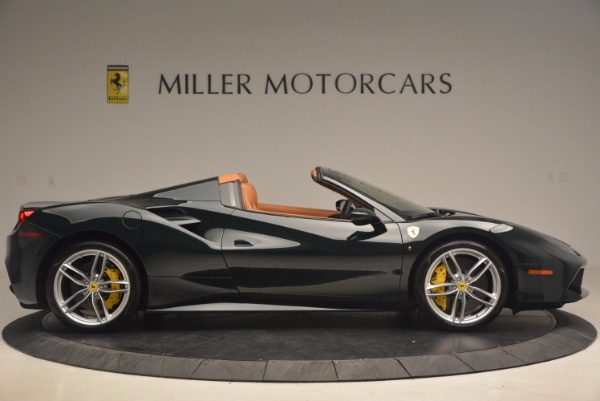 Used 2016 Ferrari 488 Spider for sale Sold at Pagani of Greenwich in Greenwich CT 06830 9