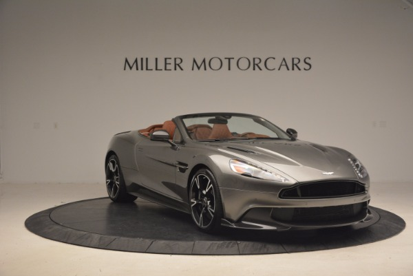 Used 2018 Aston Martin Vanquish S Convertible for sale Sold at Pagani of Greenwich in Greenwich CT 06830 11