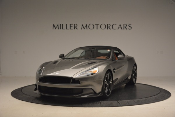 Used 2018 Aston Martin Vanquish S Convertible for sale Sold at Pagani of Greenwich in Greenwich CT 06830 13