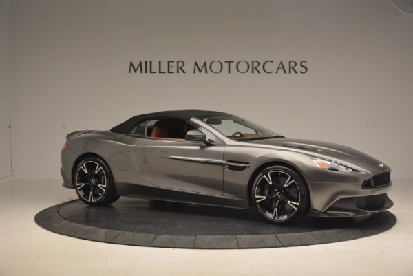 Used 2018 Aston Martin Vanquish S Convertible for sale Sold at Pagani of Greenwich in Greenwich CT 06830 17