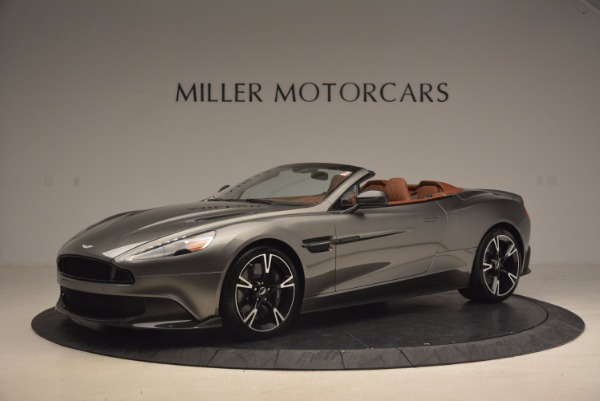 Used 2018 Aston Martin Vanquish S Convertible for sale Sold at Pagani of Greenwich in Greenwich CT 06830 2