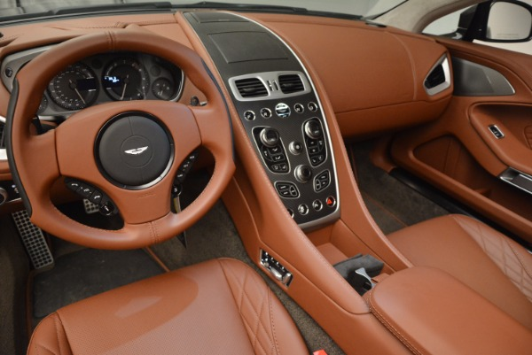 Used 2018 Aston Martin Vanquish S Convertible for sale Sold at Pagani of Greenwich in Greenwich CT 06830 20