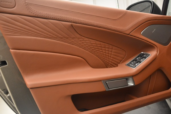 Used 2018 Aston Martin Vanquish S Convertible for sale Sold at Pagani of Greenwich in Greenwich CT 06830 23