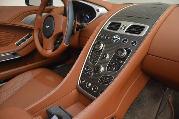 Used 2018 Aston Martin Vanquish S Convertible for sale Sold at Pagani of Greenwich in Greenwich CT 06830 24