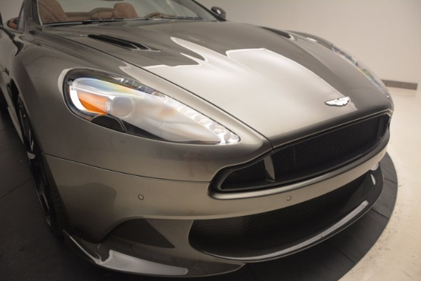 Used 2018 Aston Martin Vanquish S Convertible for sale Sold at Pagani of Greenwich in Greenwich CT 06830 28