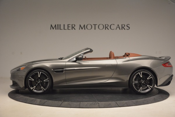 Used 2018 Aston Martin Vanquish S Convertible for sale Sold at Pagani of Greenwich in Greenwich CT 06830 3