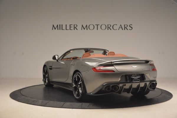 Used 2018 Aston Martin Vanquish S Convertible for sale Sold at Pagani of Greenwich in Greenwich CT 06830 5