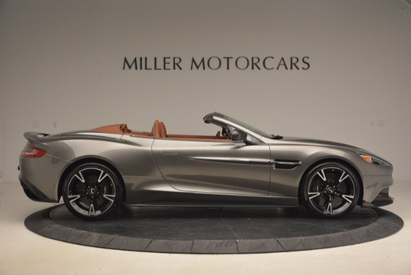 Used 2018 Aston Martin Vanquish S Convertible for sale Sold at Pagani of Greenwich in Greenwich CT 06830 9