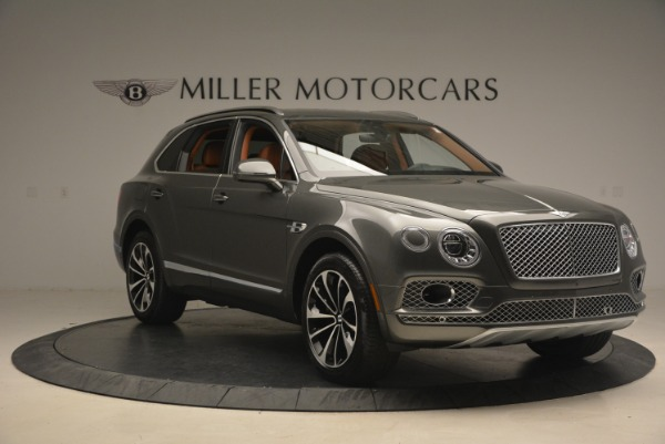 New 2018 Bentley Bentayga for sale Sold at Pagani of Greenwich in Greenwich CT 06830 11