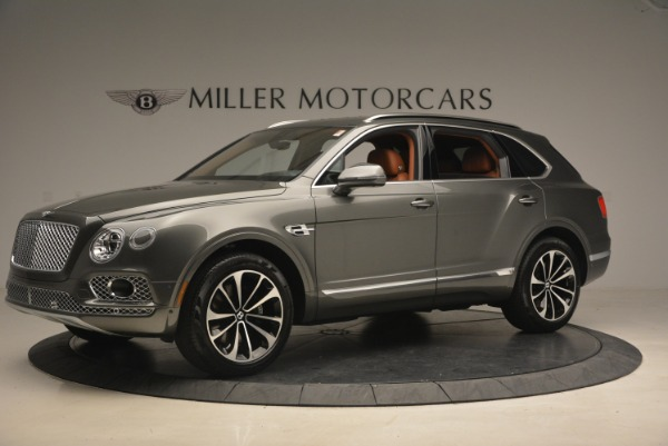 New 2018 Bentley Bentayga for sale Sold at Pagani of Greenwich in Greenwich CT 06830 2