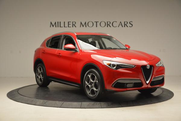 New 2018 Alfa Romeo Stelvio Q4 for sale Sold at Pagani of Greenwich in Greenwich CT 06830 11