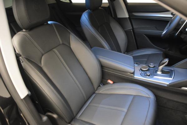 New 2018 Alfa Romeo Stelvio Sport Q4 for sale Sold at Pagani of Greenwich in Greenwich CT 06830 21