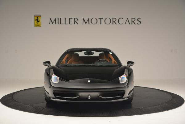 Used 2015 Ferrari 458 Spider for sale Sold at Pagani of Greenwich in Greenwich CT 06830 24