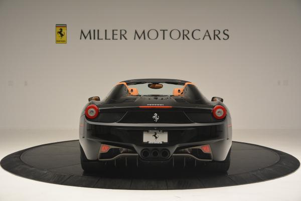 Used 2015 Ferrari 458 Spider for sale Sold at Pagani of Greenwich in Greenwich CT 06830 6