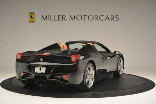 Used 2015 Ferrari 458 Spider for sale Sold at Pagani of Greenwich in Greenwich CT 06830 7