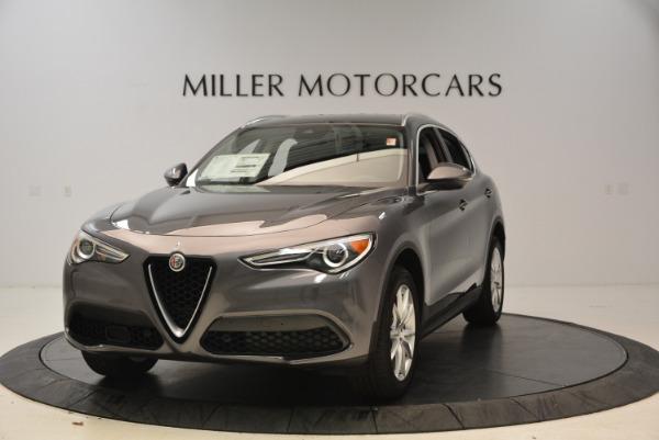 New 2018 Alfa Romeo Stelvio Ti Q4 for sale Sold at Pagani of Greenwich in Greenwich CT 06830 1